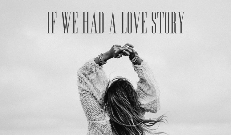 #1. Iris Noëlle - If We Had A Love Story