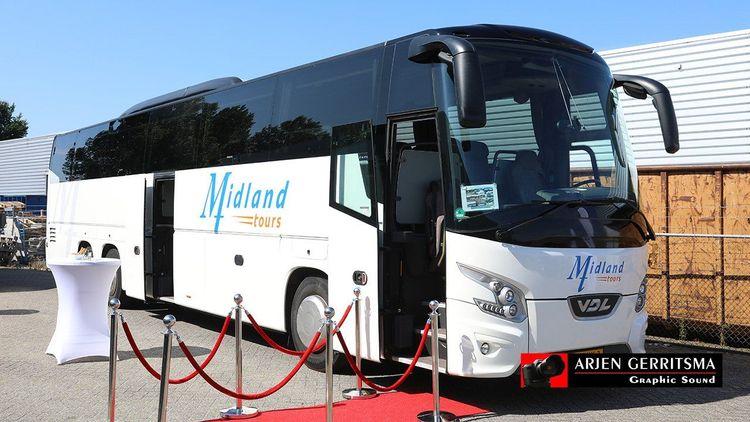Sponsor van de week Midland Tours